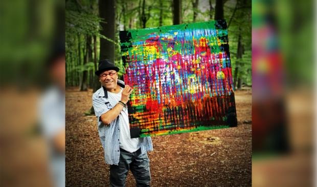 Het werk van kunstenaar Salman Ezzammoury