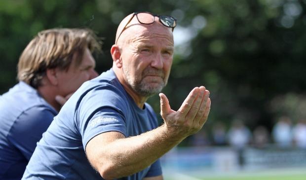 <p>Coach J&uuml;rgen Schefczyk was zaterdag tevreden.</p>