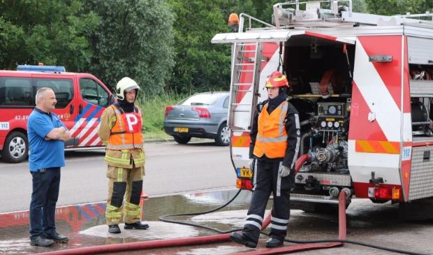 <p>Henk Reitsma is jarenlang instructeur bij de jeugdbrandweer geweest.</p>
