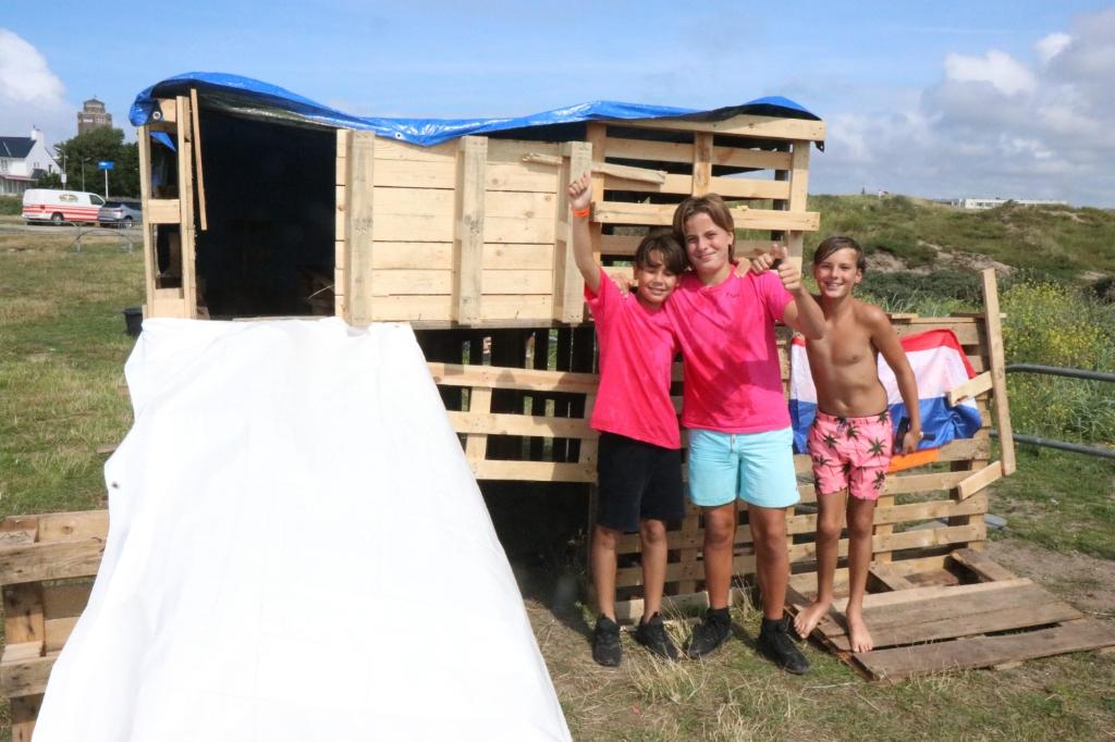 De Hollandse Gasten bestaande uit Damien, Dani en Morris. Wijnand Burger © BDU Media