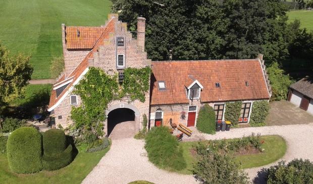 Landgoed Rhijnestein in Cothen