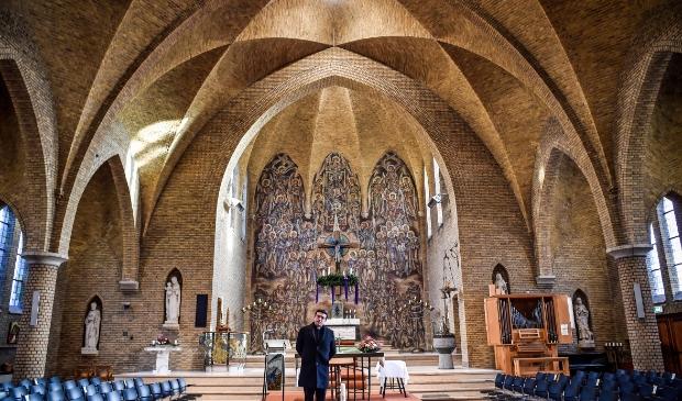 <p>De slotviering in de Heilige Familiekerk is op 3 oktober.</p>