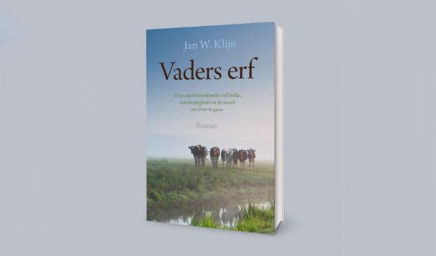 Boekomslag 'Vaders erf'