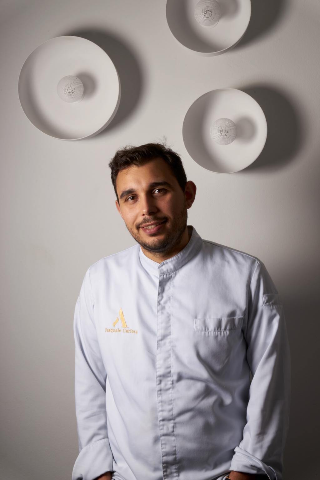 Chef Pasquale Carfora Giovanni L'Apice © BDU Media