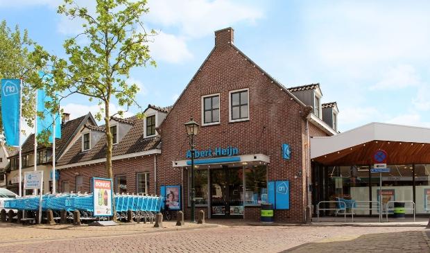 Albert Heijn Oude Dorp heeft de wens om uit te breiden in de toekomst