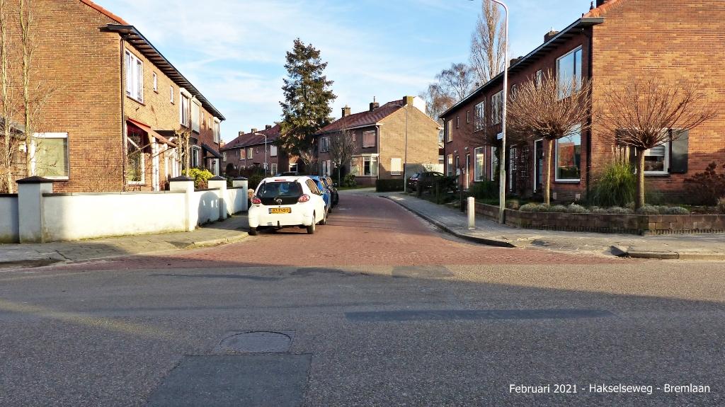 Hakselseweg-Bremlaan / voor Dinky © BDU Media