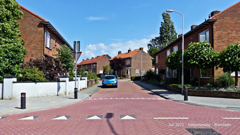 Hakselseweg-Bremlaan / na Dinky © BDU Media