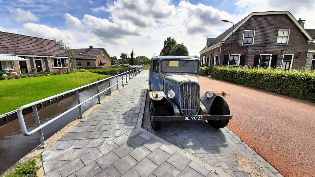 Zou deze auto wel door de keuring zijn gekomen? Wilgo Deekman © BDU