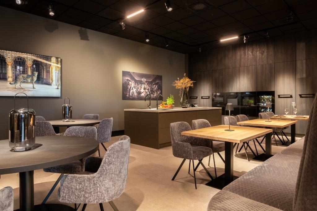 """,,De kantine moet een fijne ruimte zijn waar je even kunt ontspannen."""" Nanette de Jong © BDU media"""