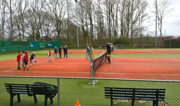 <p>Open Dag bij SV Odijk Tennis</p>