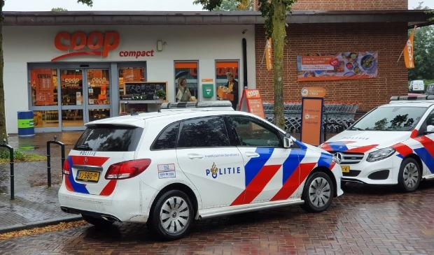<p>Afgelopen dinsdag werd een supermarkt in Lunteren overvallen. </p>