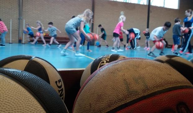 basketbal clinic