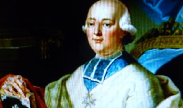 Kardinaal Louis René Edouard de Rohan