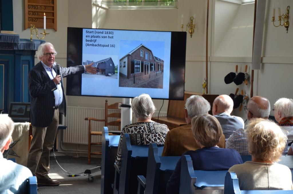 De lezing van dr. Kees Vernooy Ali van Vemde © BDU media