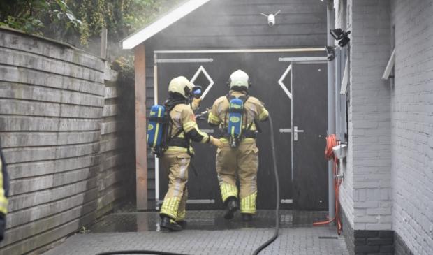 Kortsluiting was de oorzaak van de brand. Eempers © BDU media