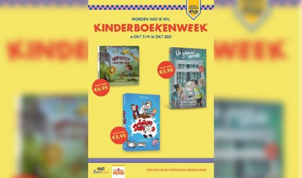 Actietitels Kinderboekenweek