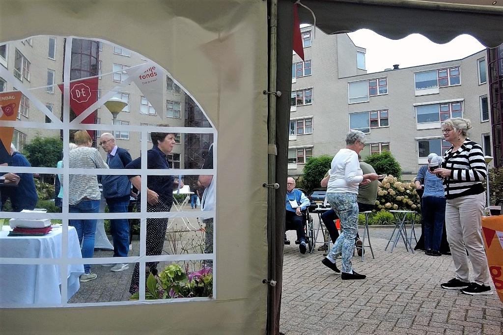 Burendag voor bewoners van de Arkelburcht GP-buro © BDU Media