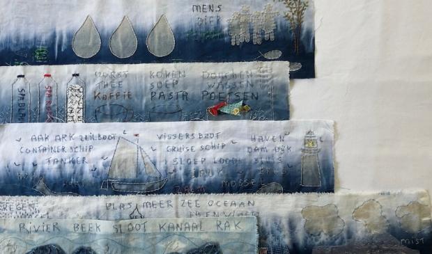 Voorbeeld Textielgoed