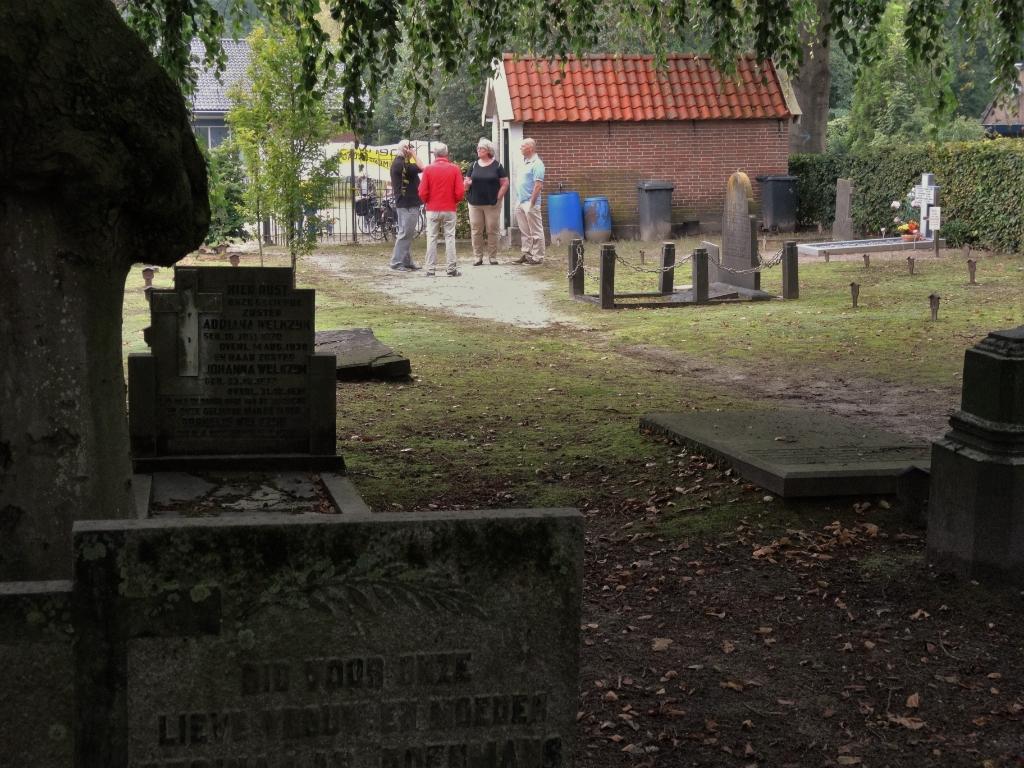 De katholieke begraafplaats (1884) aan de Nieuweweg Noord. Pieter Vane © BDU Media