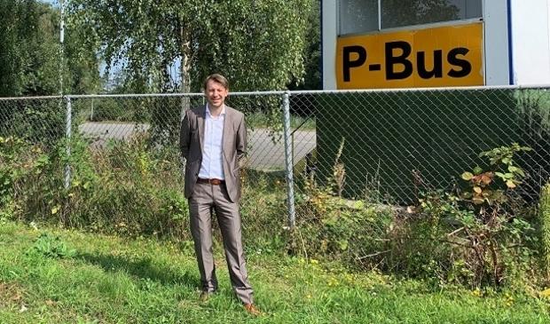 <p>Wethouder Willem Jansen is enthousiast over dit plan.</p>