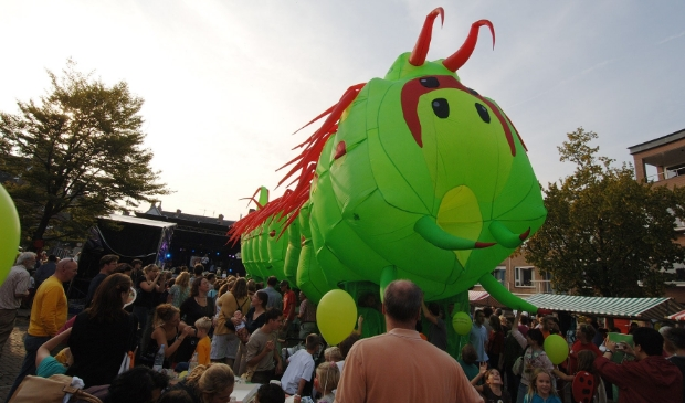 <p>&#39;Wageningen City of Insect&#39; in 2006 </p>