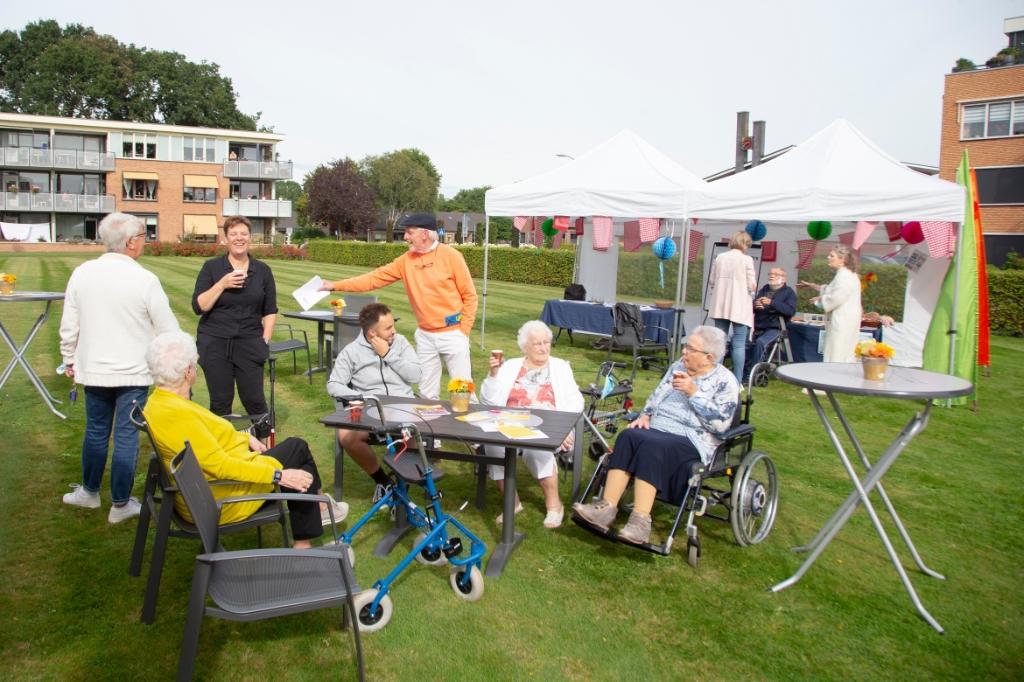 sponsorloop dementie foto van 't Land © BDU media