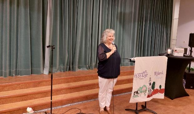 Schrijfster Marianne Grandia