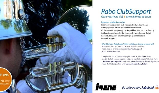 Rabo Clubsupport - IRENE Ede
