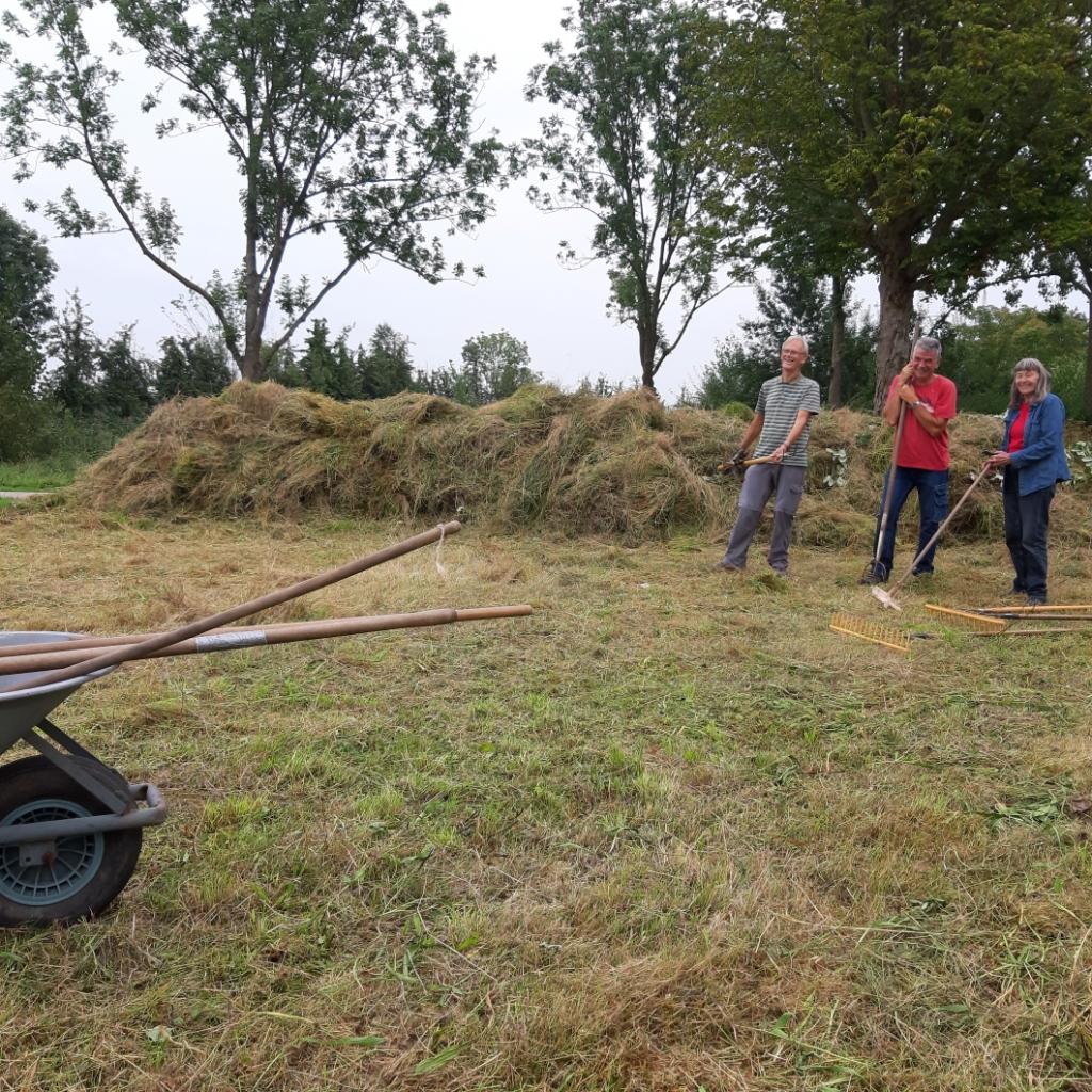 Ecologisch maaien Linda Horst © BDU media