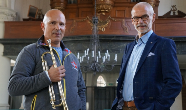 Henk-Jan Drost en Arjan Breukhoven