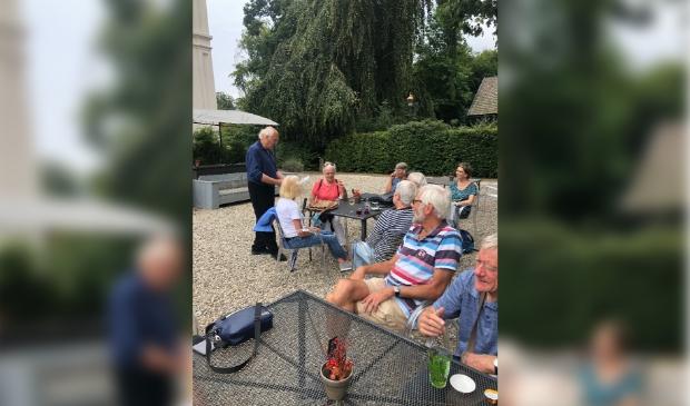 <p>De laatste activiteit in 2021 van de Senioren Zomerschool Houten was een bezoek aan De Paltz</p>