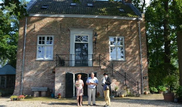 <p>Kasteel Zuilenburg is te bezoeken op Open Monumentendag.</p>