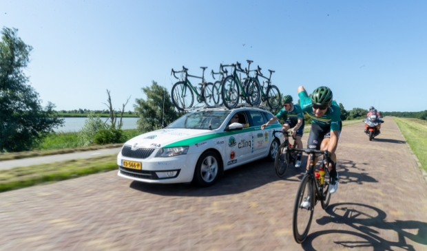 <p>Zuiderzeeronde eerste wedstrijd Nederlandse Loterij Clubcompetitie 2021.</p>