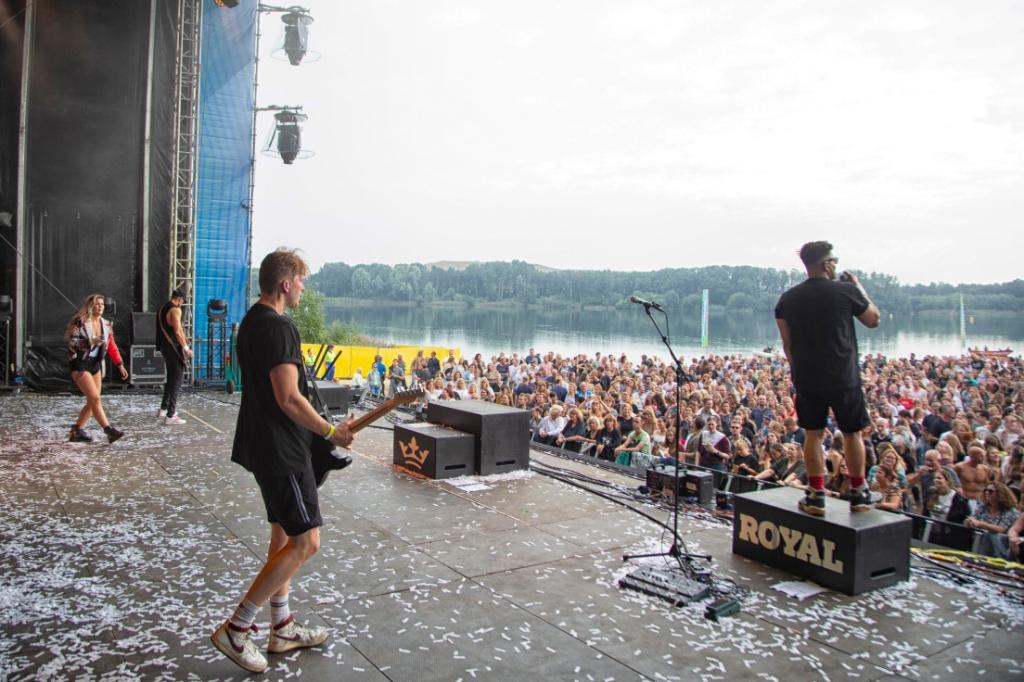 Royal Beat. Erik van't Land © BDU media