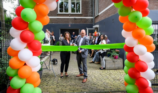 <p>Opening Odensehuis</p>
