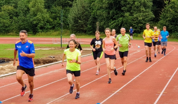 Training Road Runners Zeist