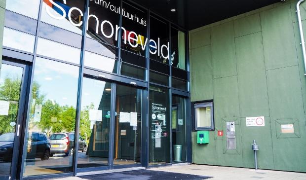 <p>Bilbliotheek Schoneveld</p>