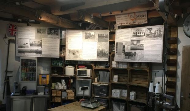 De expositie in de Renkumse molen