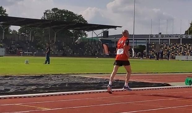 Wim Oudejans hield dit NK-weekend viermaal de concurrentie ruim achter zich