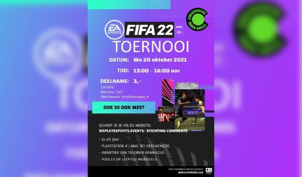 FIFA 22 toernooi