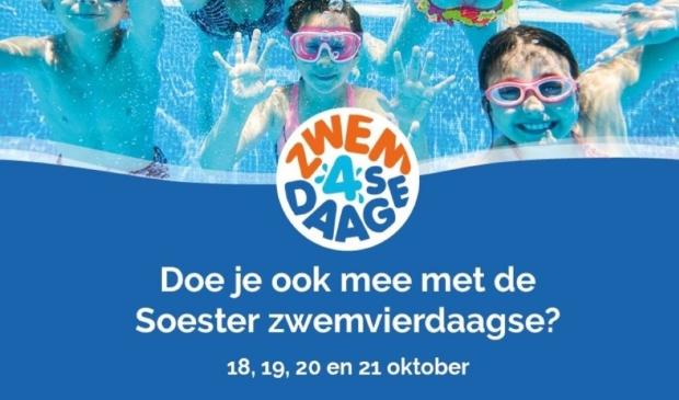 Flyer Zwem4daagse