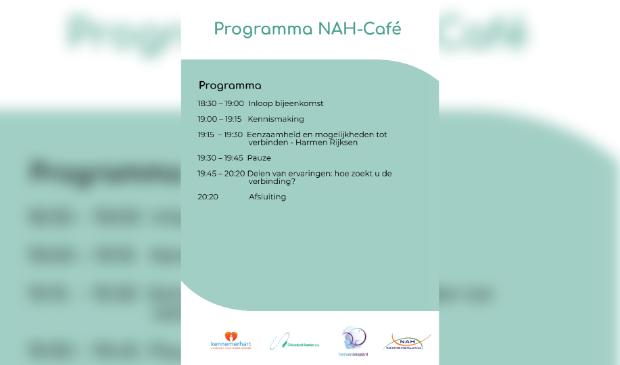 Programma NAH Café