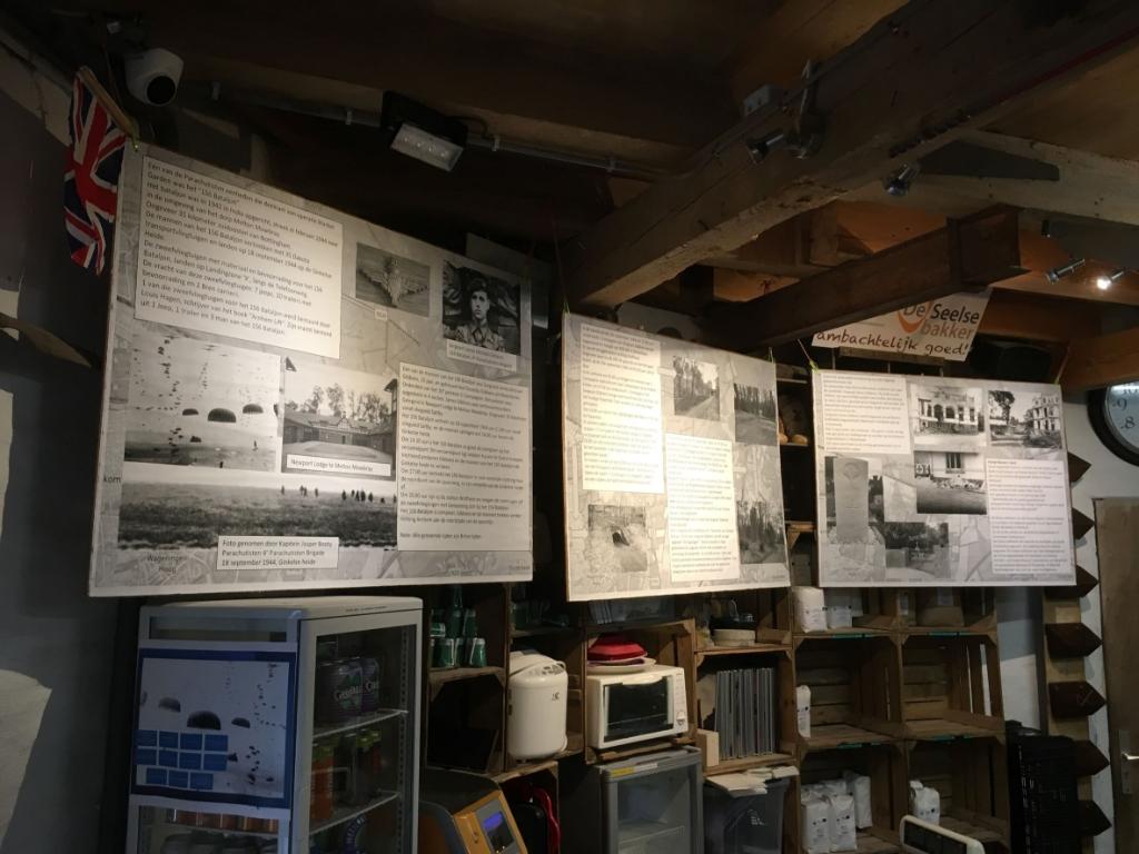 De expositie in de Renkumse molen Djeep © BDU Media