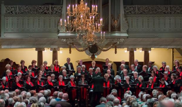 Nieuwjaarsconcert Utrechts Operakoor 2016