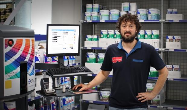Ter Hoeven Verf is sinds het begin van het jaar in Barneveld gevestigd.