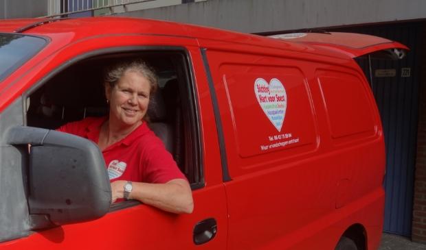 <p>De huidige bus is dringend aan vervanging toe, zegt Sonja Wolf.</p>