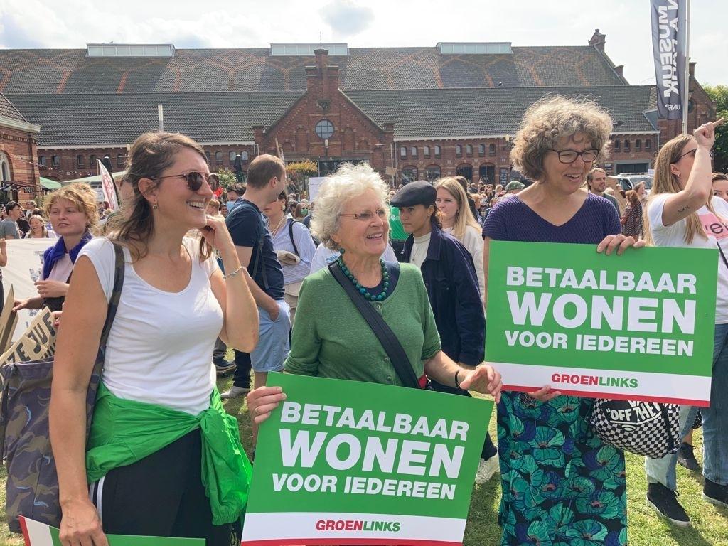 GroenLinks Ouder-Amstel © BDU media