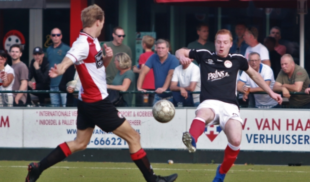 Renswoude verloor in Vleuten met 3-0.