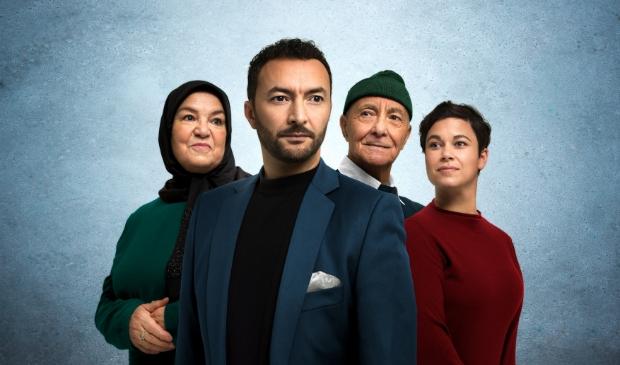 Familiekroniek Nasrdin Dchar te zien in Theater Lampegiet