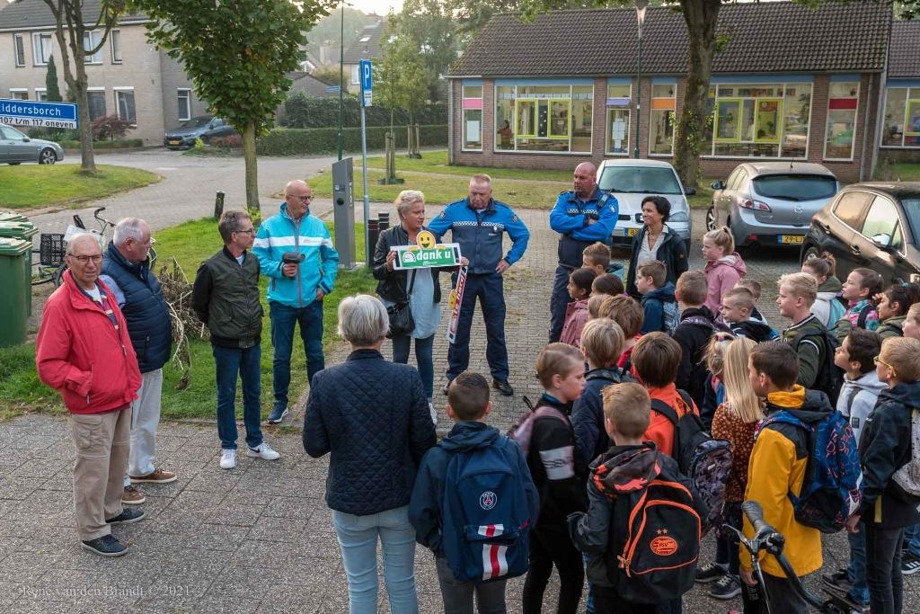Verkeersactie Riddersborch ® René van den Brandt © BDU media